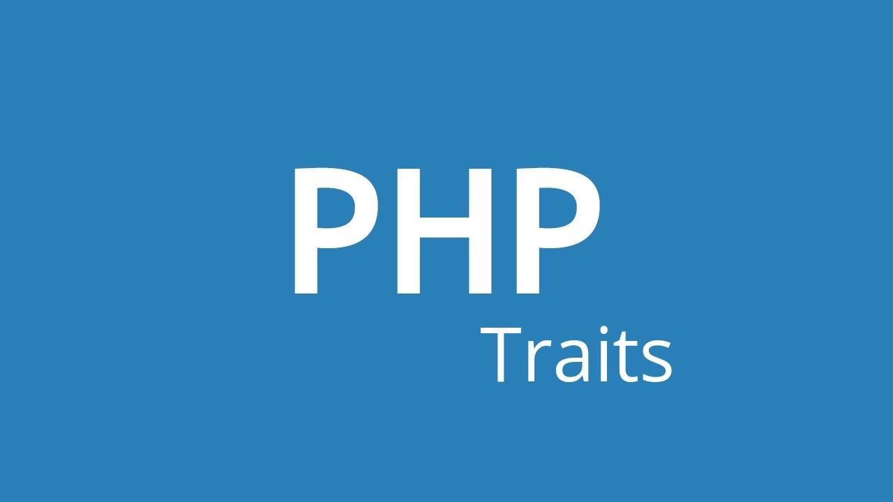 PHP-traits特性