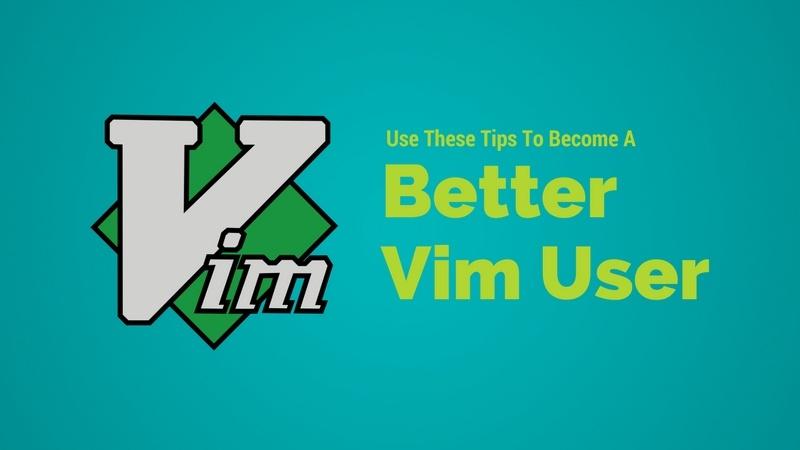 vim-tips-tricks