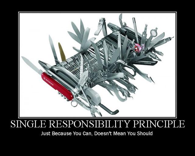 software-architecture-single-responsibility-principle